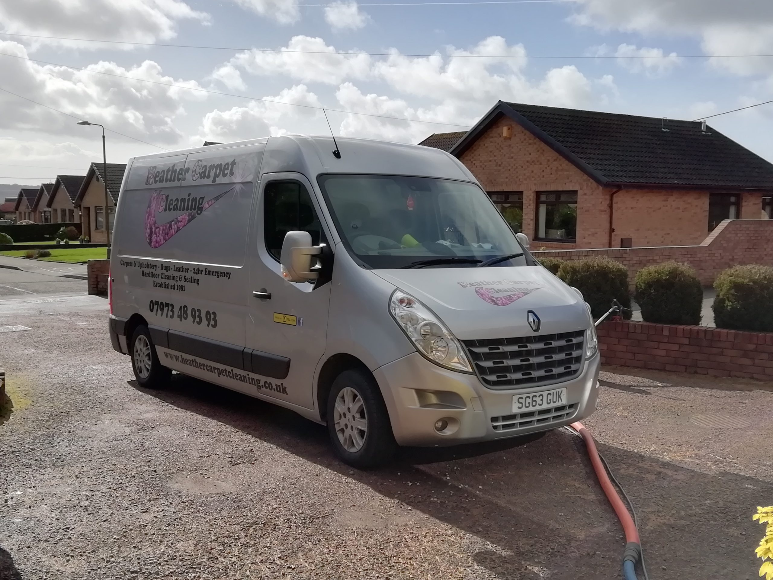Professional care for your carpets